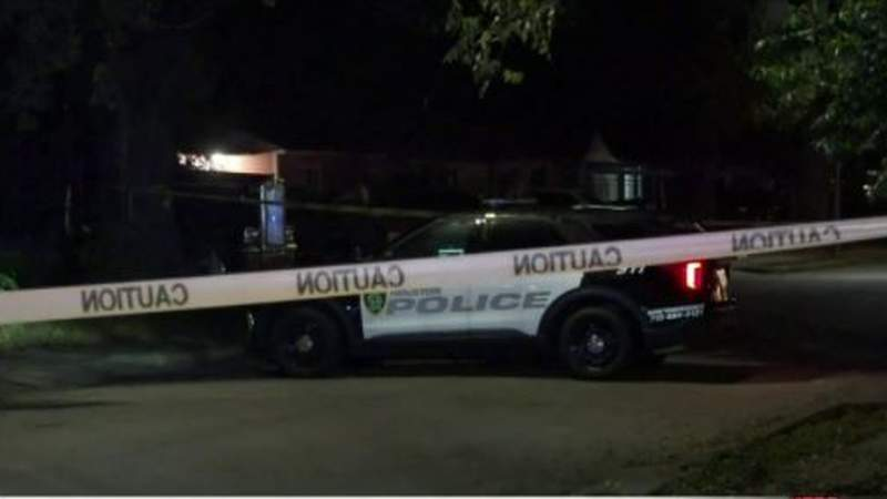 Man dies after being found shot outside vehicle in SE Houston, police said.