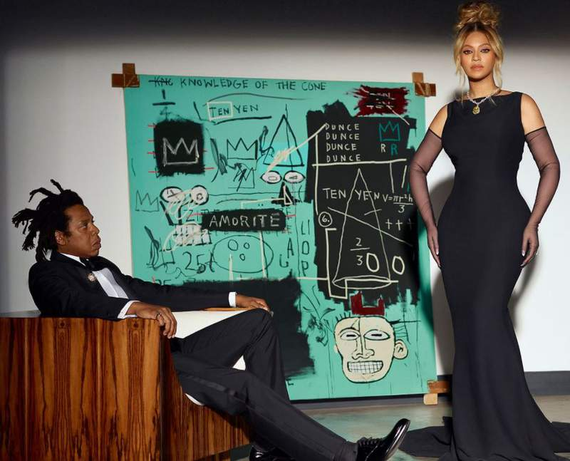 Beyonce and Jay-Z in new Tiffany & Co campaign.