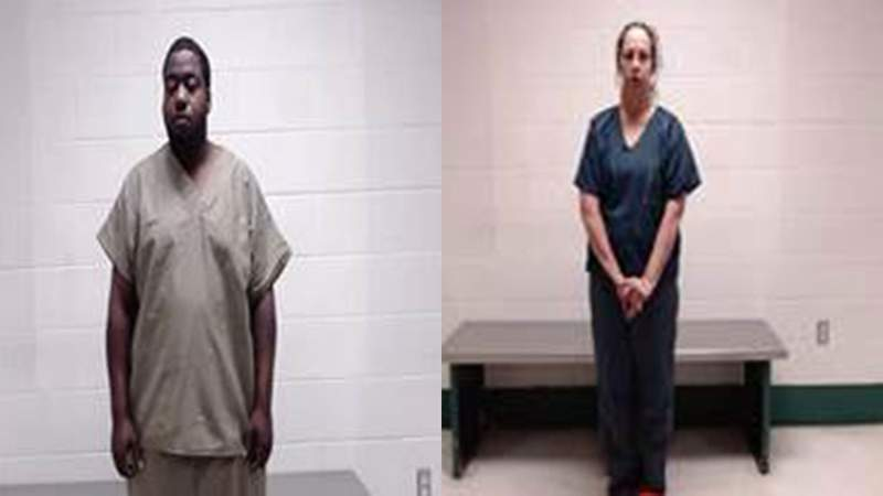 Londell Laviene and Bonnie Tarrant, were charged with interfering with public duties and also with resisting arrest.