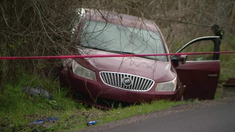 HCSO: 2 robbers shot, killed in northeast Harris County
