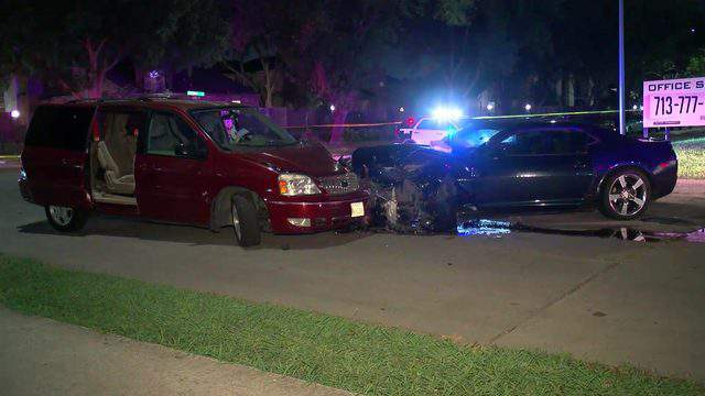 A man lost at least one of his legs while attempting to stop a carjacking in Southwest Houston on Aug. 12, 2019.