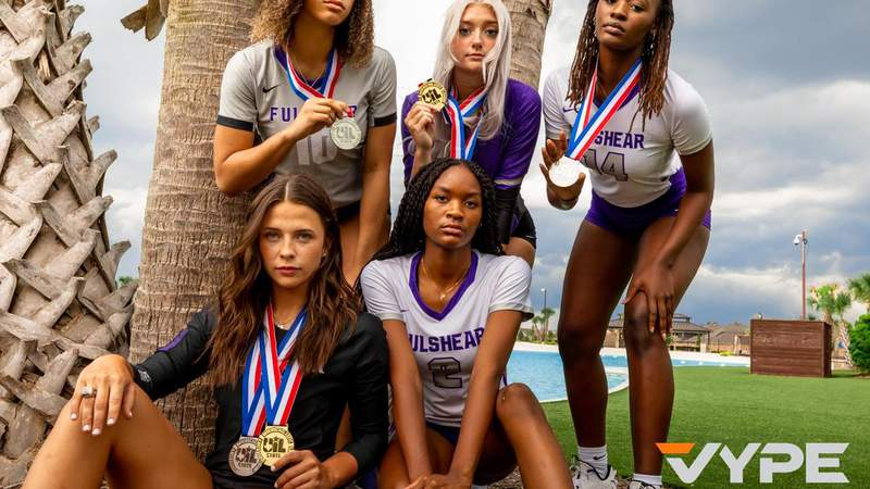 2021 VYPE Houston Volleyball Preview - The Contenders: Fulshear Chargers