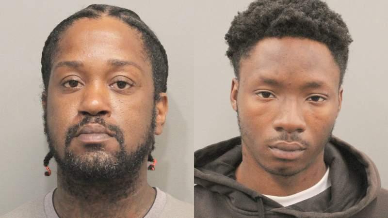 Timmothy Rayvon Johnson, 20, and Anthony Ray Coats, 35
