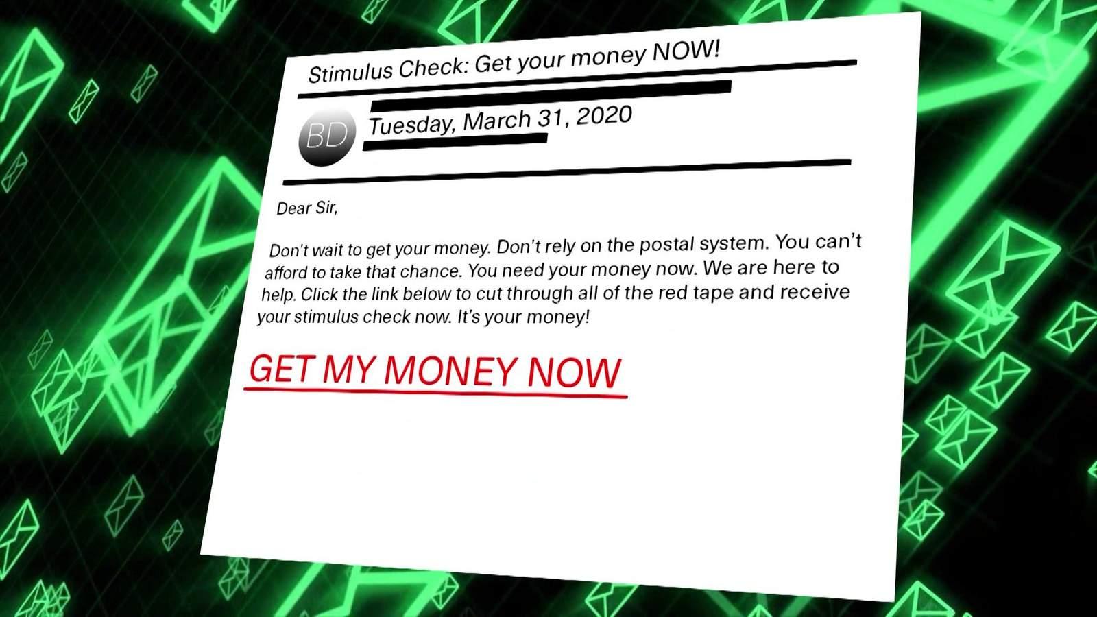 Tenga cuidado con las estafas de coronavirus en correos electrónicos, correo postal, mensajes de texto y llamadas automáticas, advierte el FBI 11