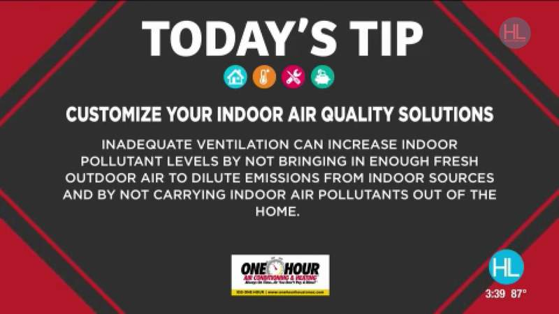 How to customize your indoor air quality | HOUSTON LIFE | KPRC 2