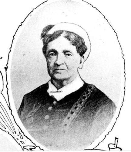 Portrait of Charlotte Baldwin Allen