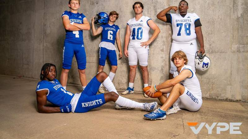 2021 VYPE Houston Football Preview - The Dark Horses: Episcopal Knights