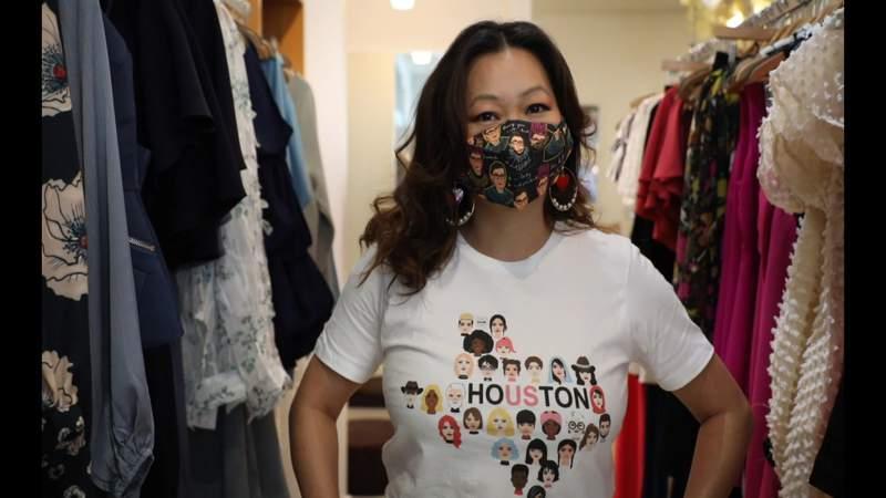 Chloe Dao shows off Houston pride and helps community through fashion | HOUSTON LIFE | KPRC 2