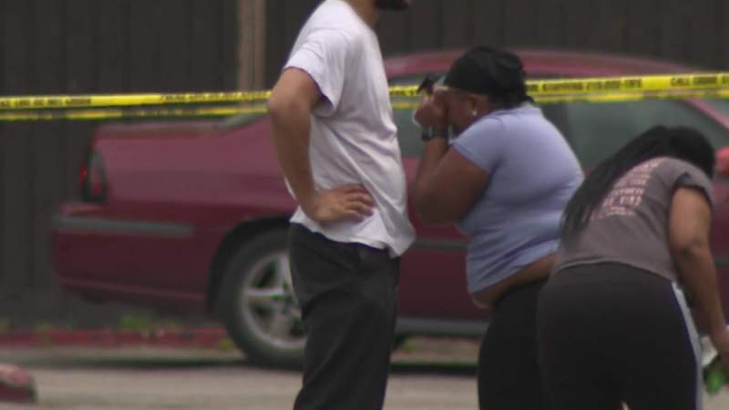 8-month-old dies after shooting