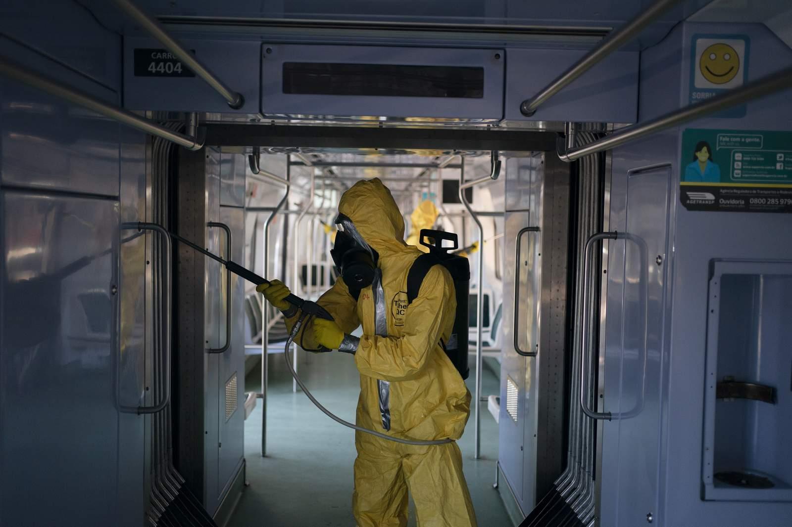 Lo que necesita saber hoy sobre el brote de virus 40