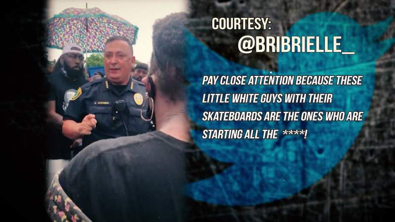 HPD Chief Art Acevedo's statement on protest agitators doesn't stand up to the KPRC 2 Trust Index
