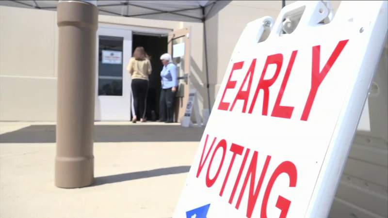 Early Voting Begins in Clay, St. Johns, and Baker Counties