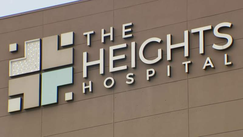 'It's heartbreaking': Doors at Heights Hospital locked because of nearly $1 million in back rent