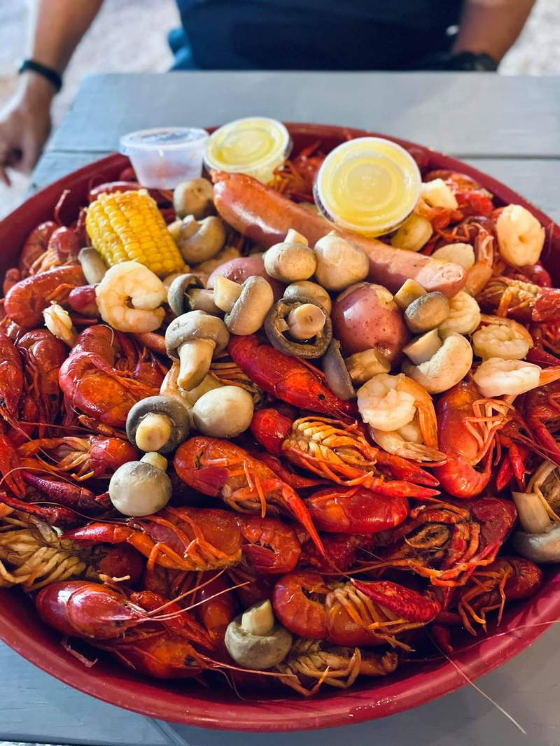 Swamp Donkeys Crawfish and Seafood is opening a second location in Spring.