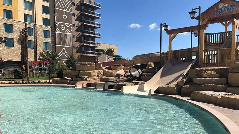 Kalahari Resort and Waterpark in Round Rock, Texas