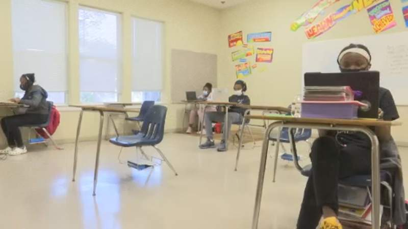 'COVID academy' provides one-on-one learning option