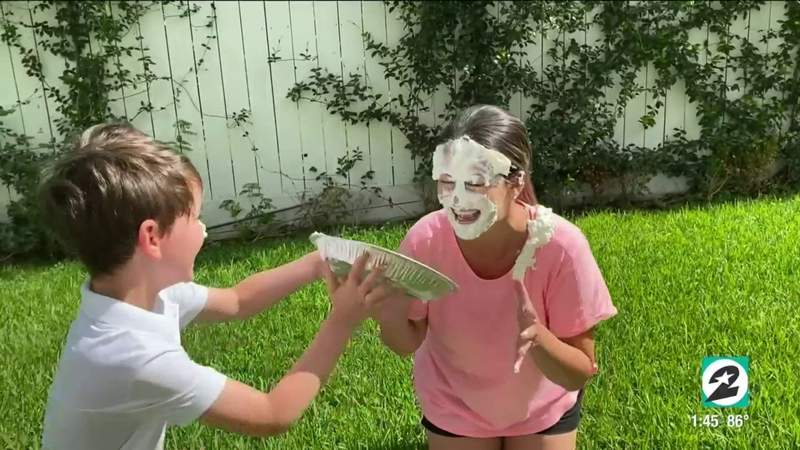 Camp For All is throwing a pie in your face for a good cause   HOUSTON LIFE   KPRC 2