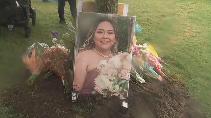 Candlelight Vigil for Erica Hernandez