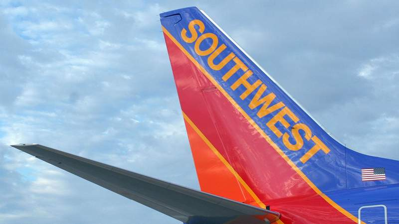 Southwest Airlines offers 50% off flights in honor of its 50th anniversary
