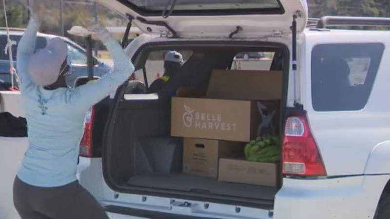 Houston Food Bank asking for help ahead of holidays