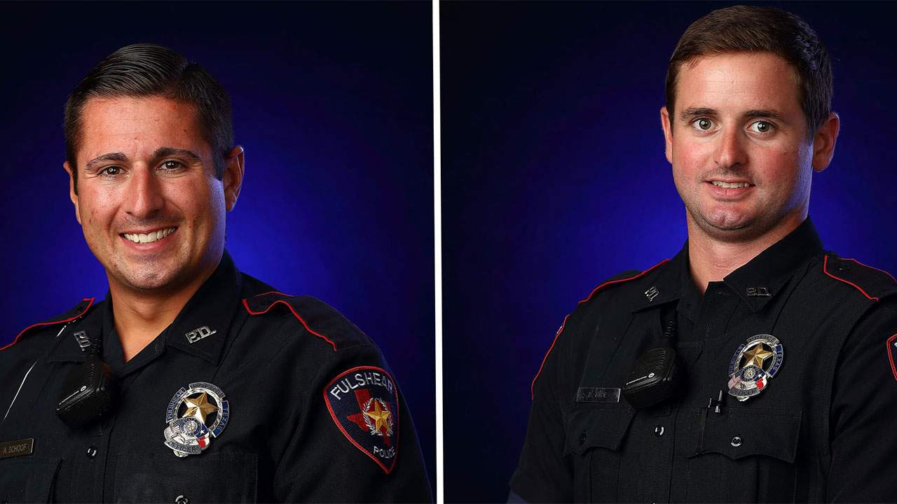 2 Fulshear PD officers involved in plane crash in New Mexico.