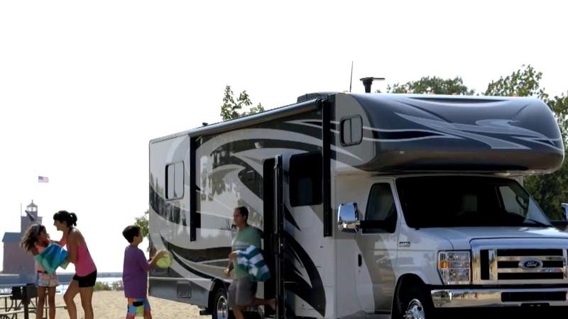 How to vacation in an RV on Live in the D