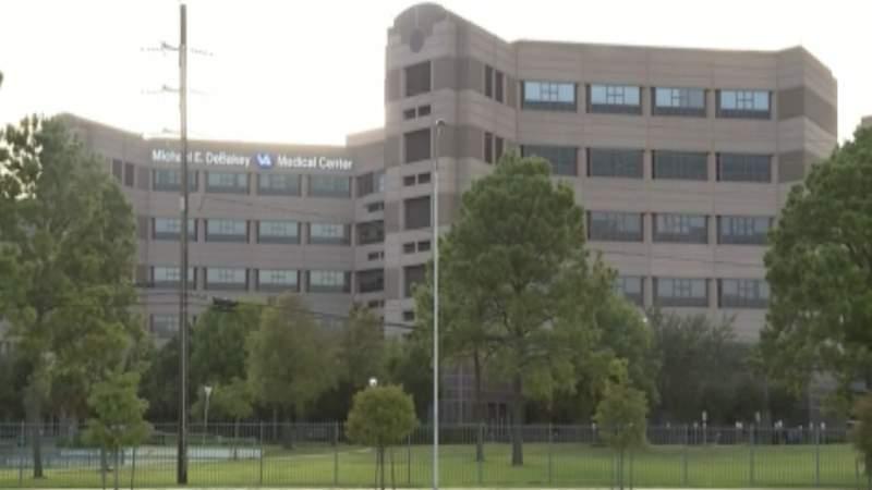 Houston's Michael DeBakey VA Medical Center vaccinating veterans over 75