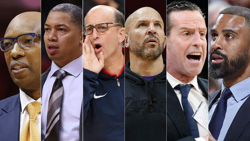 Who will be the next Rockets head coach? These are some of the names being floated.