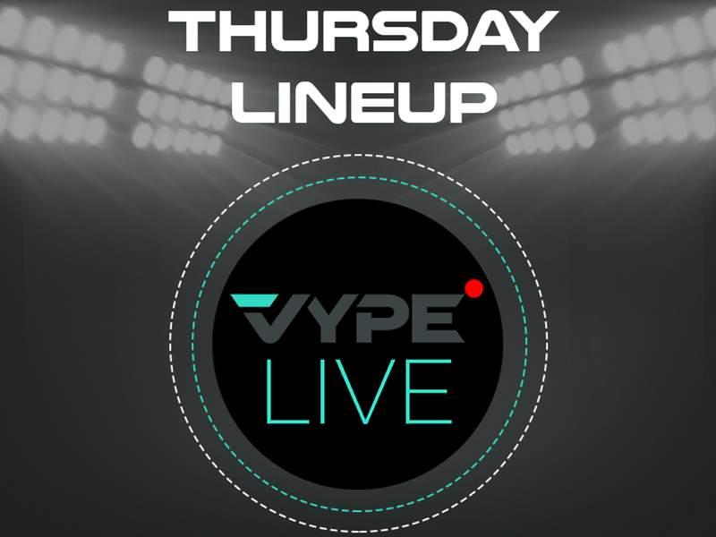 VYPE Live Lineup - 12/17/20