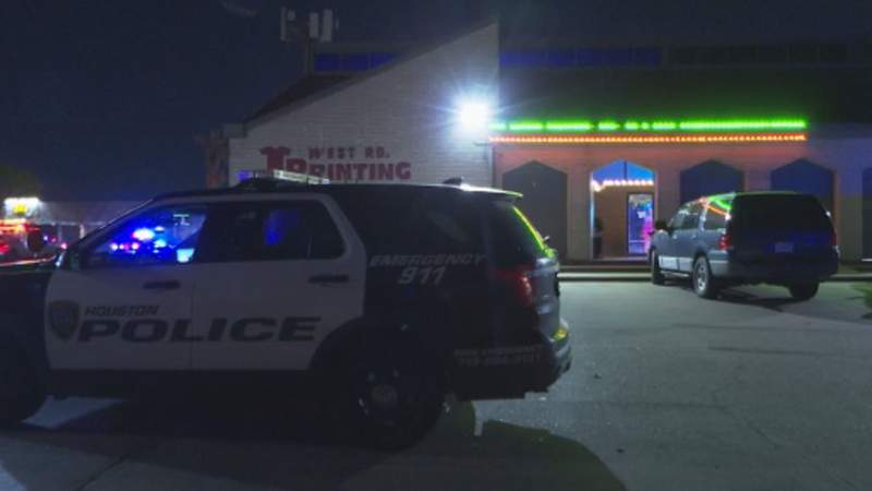 HPD: 5 wounded in shooting at north Houston club