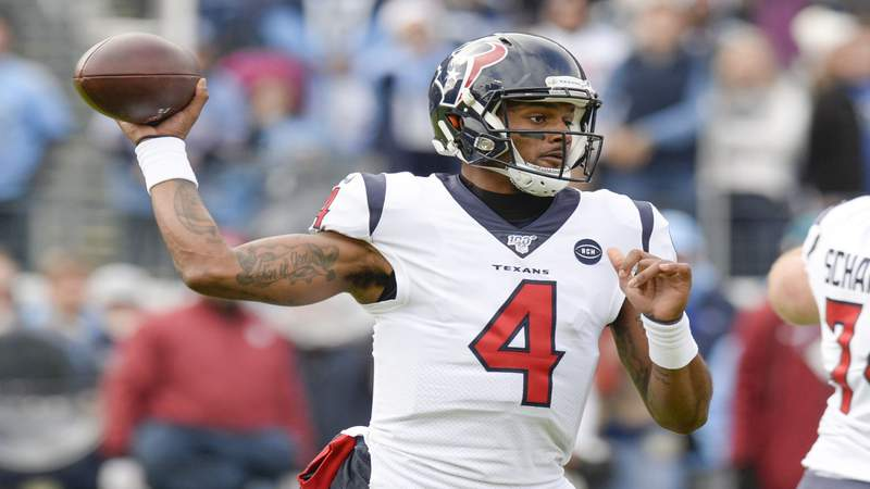 Texans look for 4th playoff win in franchise history