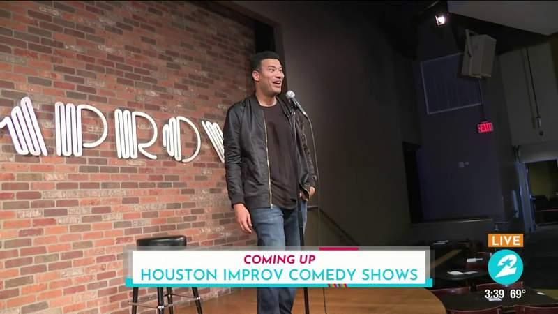 Comedian Michael Yo coming home to Houston to headline shows at the Improv | HOUSTON LIFE | KPRC 2