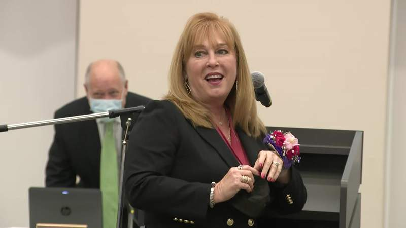 At a special meeting Thursday evening, the Fort Bend ISD Board of Trustees voted to approve Dr. Christie Whitbeck as the District's new Superintendent of Schools for the state's eighth largest school district.