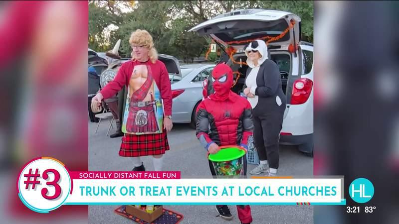 Safe ways to enjoy fall and Halloween around Houston during COVID-19 | HOUSTON LIFE | KPRC 2