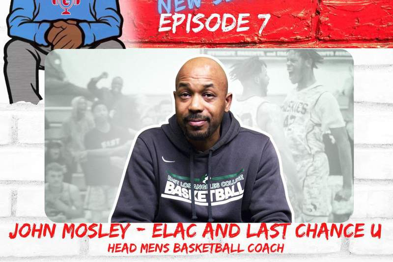 iCoach Podcast- Episode 7: Coach John Mosley
