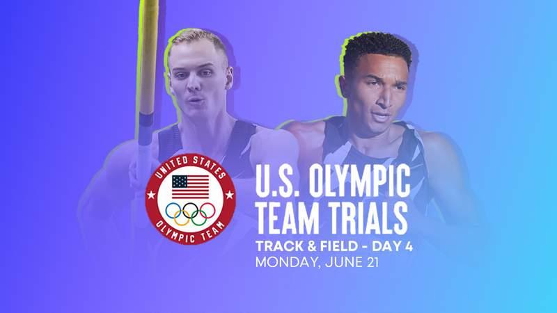 U.S. Olympic Track & Field Trials Day 4