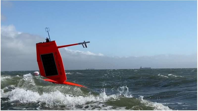 Meet the new Ocean Drone