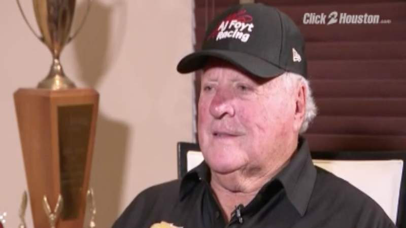 Foyt reflect on life and racing