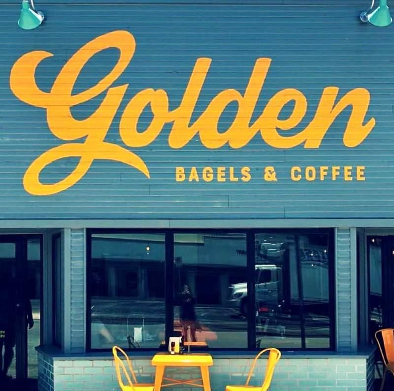 Golden Bagels & Coffee