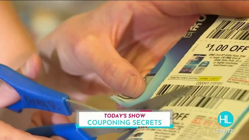 Coupon guru shares secrets to help you save big on groceries | HOUSTON LIFE | KPRC 2