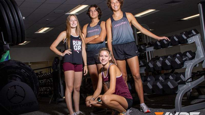 Dominat George Ranch Girls XC Squad Eyeing 11th District Crown