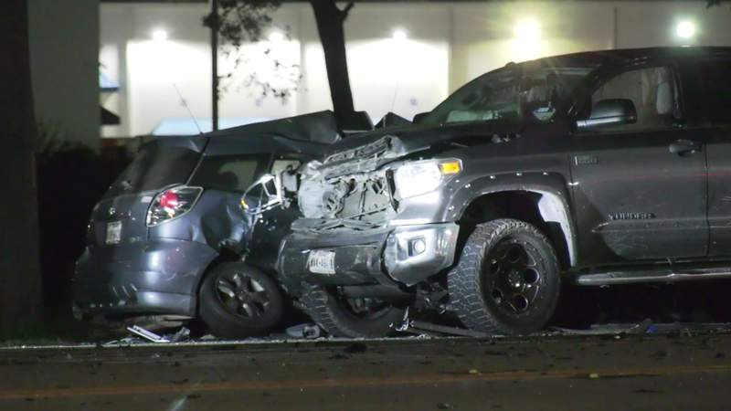 Fatal wrong way driver on Highway 249