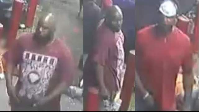 Police searching for 2 men accused of punching, robbing man outside northwest Houston convenience store