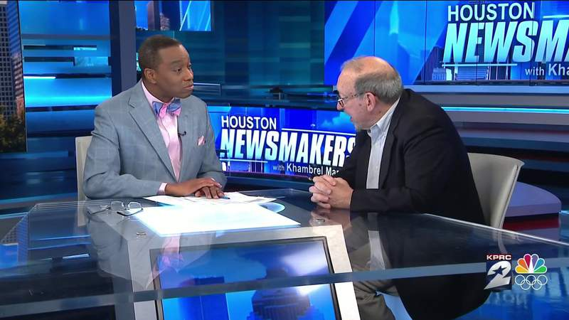 Houston-based CEO says he has a coronavirus vaccine in the pipeline