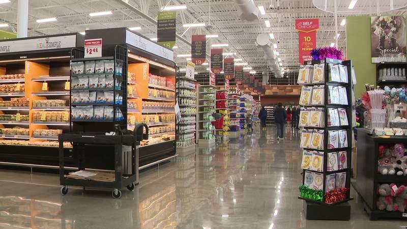 Take a sneak peek inside the new H-E-B to open in Meyerland Wednesday