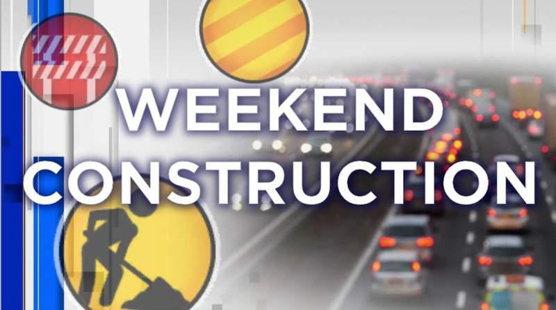 Weekend Construction slate