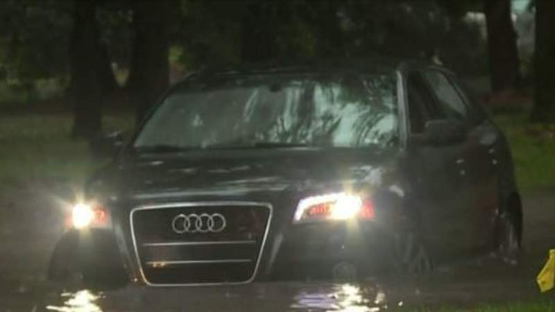 Flooded areas in Kingwood brace for more rain
