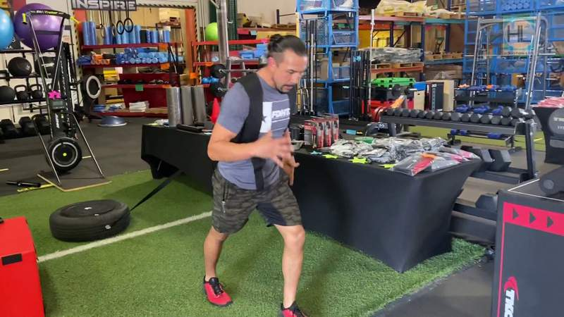 GYM HACK: This Houston company is the ultimate fitness resource for all of your garage gym needs | HOUSTON LIFE | KPRC 2