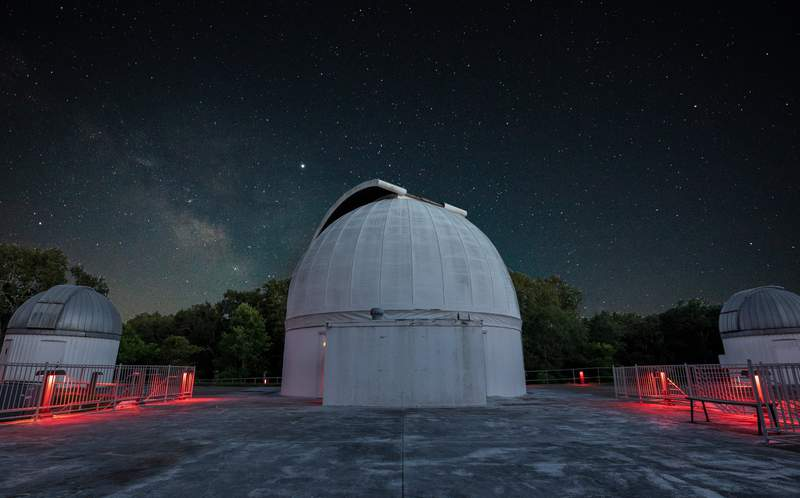 The George Observatory