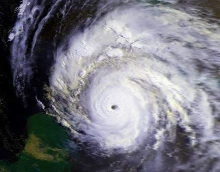 Hurricane Allen became a Cat 5 hitting Brownsville as a Cat 3